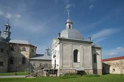 Підкамінь. Монастирська каплиця св.Яна Непомука