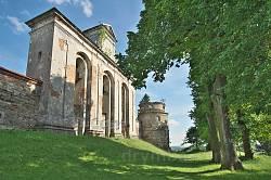 Оборонна дзвіниця монастиря у Підкамені