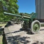 Експозиція військової техніки (історичний музей, м.Дніпропетровськ)