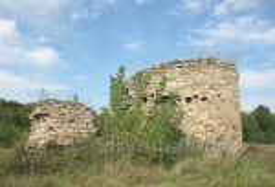 Підгора. Північно-східна башта - наполовину збережена