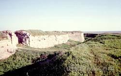 Південна частина Арабатської фортеці