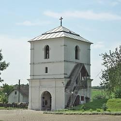 Колокольня церкви св. Пантелеймона в Шевченковом