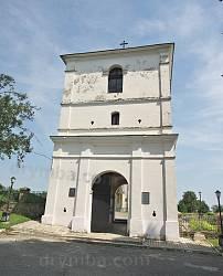 Дзвіниця походить з 17 століття