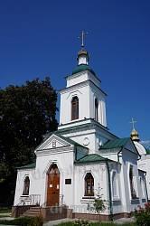 Дзвіниця Спасо-Преображенської церкви