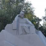 Пам'ятник Тарасу Шевченку у Полтаві