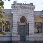 Житловий будинок з мінаретом (м.Полтава)