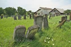 Караїмський цвинтар. Надгробки