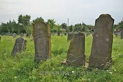 Караїмський цвинтар у Залукві