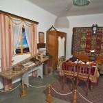 Реконструкція житлової кімнати караїмів