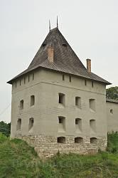 Старостинський замок у Галичі. Головна башта