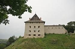 Галич. Старостинський замок