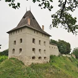 Галицький (Старостинський) замок (м.Галич, Івано-Франківська обл.)