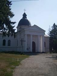 Костел Успіння Діви Марії у Острозі
