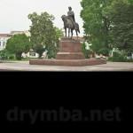 Пам'ятник королю Данилу Галицькому (м.Галич, Івано-Франківська обл.)