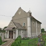 Каплиця на старому цвинтарі у Галичі
