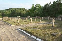 Звенячин. Кладбище Первой мировой войны