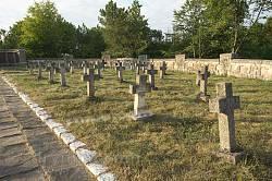 Кладбище павших в Первой мировой войне