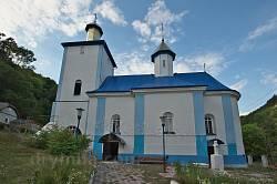 Звенячин. Церква Різдва Богородиці