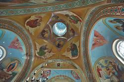 Розписи склепіння та купола