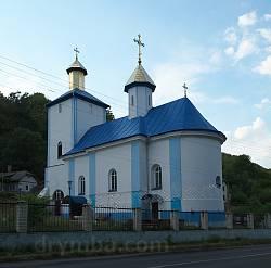 Оборонна церква Різдва Богородиці