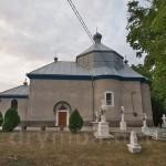 Покровська оборонна церква (с.Репужинці, Чернівецька обл.)