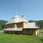Виженка. Церква св. Івана Сучавського