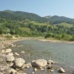 Річка Чорний Черемош у Криворівні