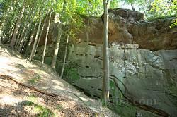 Скельна стіна