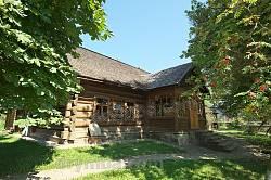 Криворівня. Літературно-меморіальний музей Івана Франка