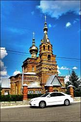 Свято-Георгіївська церква у Нижніх Млинах