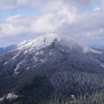 Гора Синяк (1665.2м)