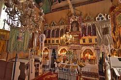 Михайлівська церква в Ужку. Іконостас