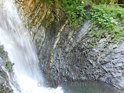 Чаша-каньйон водоспаду