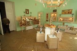 Музей бурштину у Рівному