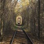 Тунель кохання (с.м.т. Клевань, Рівненська обл.)