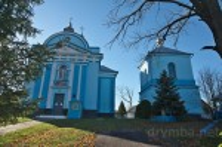 Церква Різдва Христового у Клевані