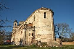 Колегіальний костел Пресвятої Трійці у Олиці