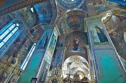 Інтер'єр Троїцької церкви