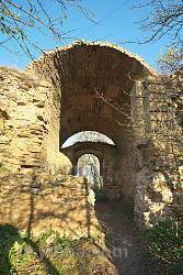 Заславська брама у Межирічі