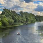 Річка Ворскла (притока Дніпра)