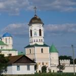 Троїцький монастир у Межирічі