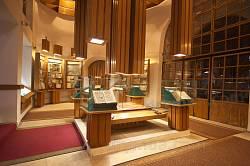 Музей книги і друкарства. Зала на першому поверсі