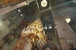 Богоявленська церква-фортеця. Інтер'єр