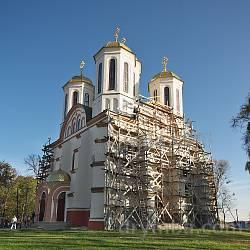 Церква у Острозькому замку