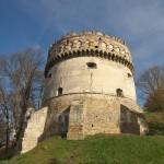 Кругла башта Острозького замку