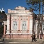 Музей нумізматики - колишня вілла Шейненберга