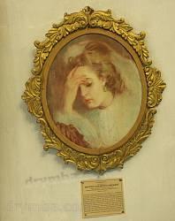 Гальшка Острозька. Портрет