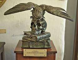"""Скульптура """"Мудрість перемагає смерть"""""""