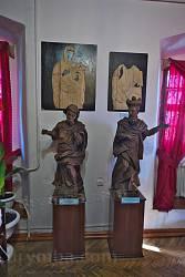 Фігури святих