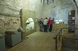 Острозький краєзнавчий музей. Підземелля